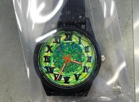 【学園祭企画】オリジナル時計文字盤制作